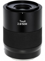 Zeiss Touit 50mm f/2,8 Macro E monture Sony