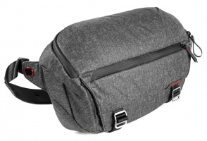 Sac Peak Design Everyday Sling gris foncé