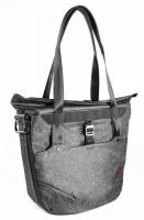 Sac Peak Design Everyday Tote gris foncé