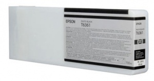 Epson Stylus Pro 9900 Photo Black Ink Tank