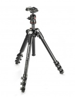 Manfrotto Befree Tripod / QR Head Black
