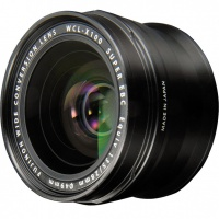 Fujinon Wide Conversion Lens WCL-X100 II Black