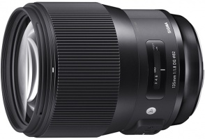 Sigma Art 135mm f/1.8 DG HSM for Nikon