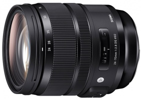 Sigma Art 24-70mm f/2.8 DG OS HSM for Nikon