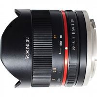 Rokinon 8mm f/2.8 UMC Fish-Eye II for Sony E