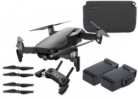 DJI Mavic Air Noir / Combo Fly More