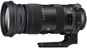 Sigma Sport 60-600mm f/4.5-6.3 DG OS HSM for Nikon