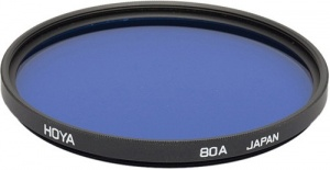Hoya Filter blue 80A 72mm