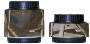 Lens Coat for Teleconverter Canon 1.4x III and 2x III Realtree Max 4