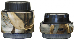 Lens Coat for Teleconverter Nikon 1.4x III and 2x III Realtree Max 4