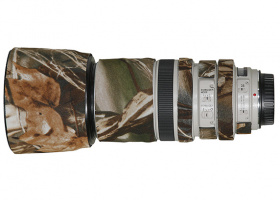 Lens Coat pour Canon EF 100-400mm f/4.5-5.6 IS RealTree Max4