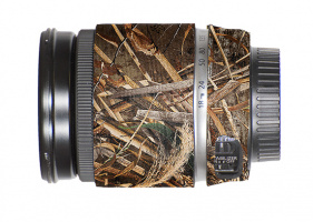 Lens Coat RealTree Max5 pour Canon EF-S 18-200mm IS