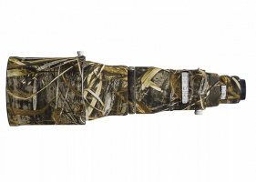 Lens Coat pour Canon EF 600mm f/4 IS III Realtree Max5