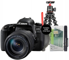 Canon EOS 77D with 18-135mm Lifestyle Kit
