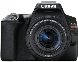 Canon EOS Rebel SL3 Black / 18-55mm