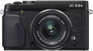 Fujifilm X-E2s Black / XC 15-45mm