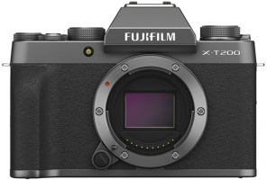 Fujifilm X-T200 Dark Grey