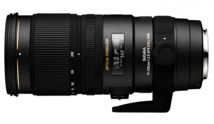 Sigma 70-200mm f/2.8 APO EX DG HSM OS for Nikon